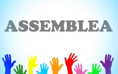 Convocazione dell'Assemblea Generale degli Associati